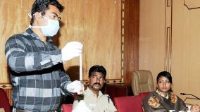 nilgiris-district-administration-idea-to-combar-corona-virus