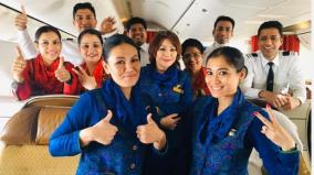 air-india-crew-who-evacuated-indians-citizens-from-rome