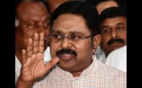 ttv-dhinakaran-urges-to-give-proper-safety-dresses-to-doctors