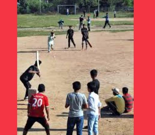 youth-arrested-for-playing-cricket-on-the-road-without-paying-curfew