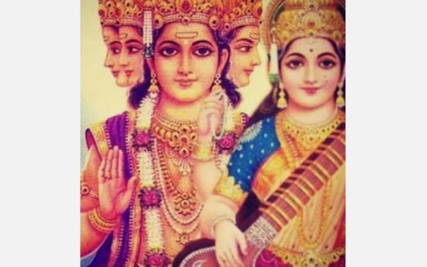 bramma-saraswathi