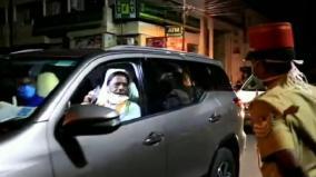 puduchery-cm-narayanasamy-inspects-at-midnight