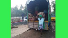 police-attack-on-farmers-who-sell-produce-farmers-sale-farmers-association-requests-the-government-of-tamil-nadu