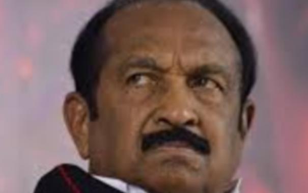 Vaiko urges to protect Tamilnadu lorry drivers