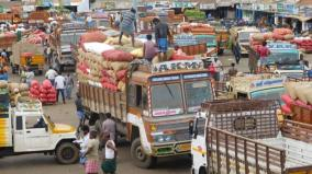 ottanchatiram-market-vegetables-pile-up-as-permission-denied-to-transport-to-other-states-and-districts