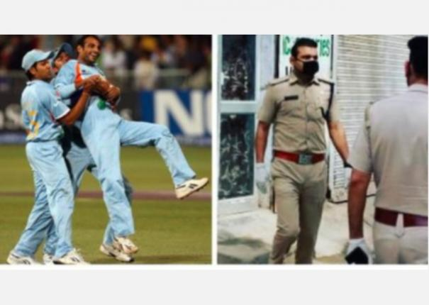 coronavirus-icc-lauds-cricketer-turned-cop-joginder-sharma-for-efforts-to-fight-pandemic