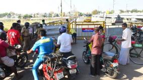 flyovers-closed-to-stop-unnessecary-travels