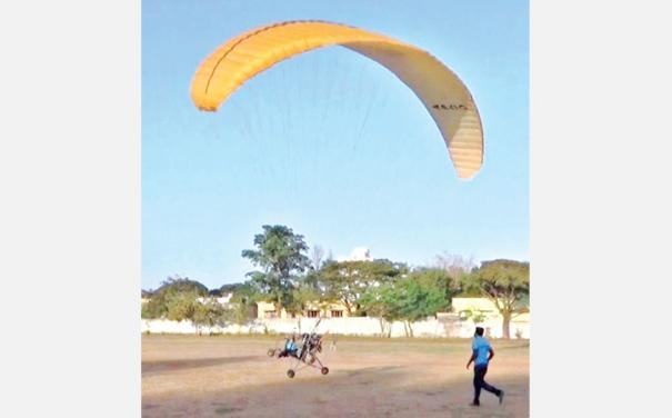virus-disinfectant-spray-through-paraglider