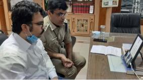 kanyakumari-collector-sp-hold-meeting-with-religious-heads