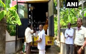 12-shops-on-wheels-launched-in-thiruvananthapurm-for-delivery-of-essentials-amid-lockdown