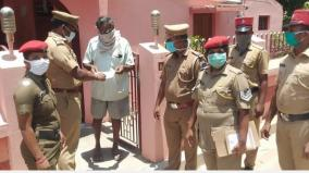 police-in-puducherry-to-provide-food-and-medicine-to-elderly-people