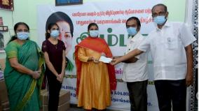 corona-virus-minister-daughter-offers-rs-11-lakhs
