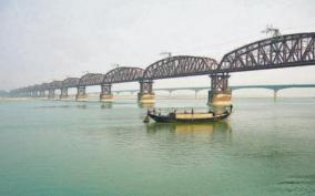 mathura-water-in-yamuna-river-looks-cleaner-as-industrial-units-remain-shut-amid-coronaviruslockdown