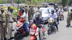 trichy-commissioner-warned-two-wheelers