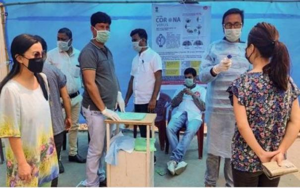 Most Covid-19 patients in Assam fine, to be discharged soon