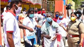 corona-curfew-179-people-sent-to-own-districts-from-camp-in-madurai