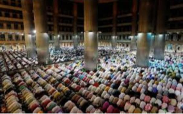 Waqf board urges muslims to pray in homes