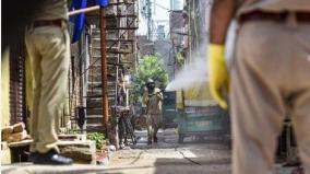 people-in-tenkasi-puliangudi-suffer-due-to-blockage
