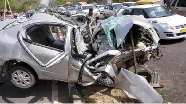 madurai-accident-deaths-gets-lowered-due-to-corona-curfew