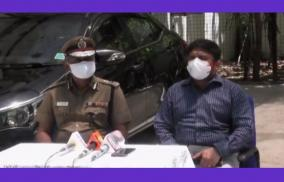 heavy-security-with-police-in-areas-with-high-coronavirus-in-chennai-interview-with-corporation-commissioner