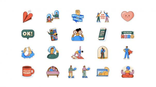 whatsapp-partners-who-to-create-together-at-home-sticker-pack
