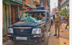 73-cops-quarantined-after-five-moradabad-violence-accused-test-positive-for-covid-19