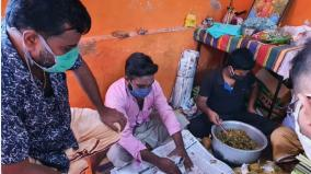kanyakumari-youth-provide-meals-to-250-people-everyday-during-lockdown