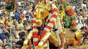 azhagar-festival-cancelled-in-madurai