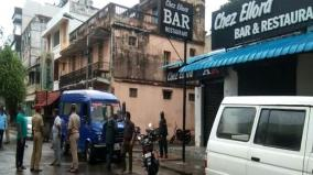 theft-of-liquor-shops-by-dmk-mla-in-puducherry-two-arrested