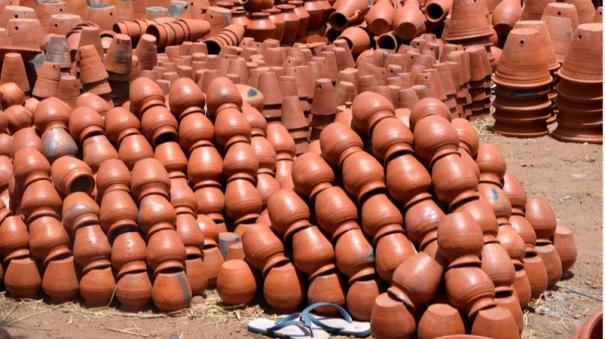 corona-virus-500-families-making-earthen-pots-affected
