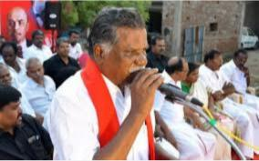 mutharasan-slams-central-government-over-central-government