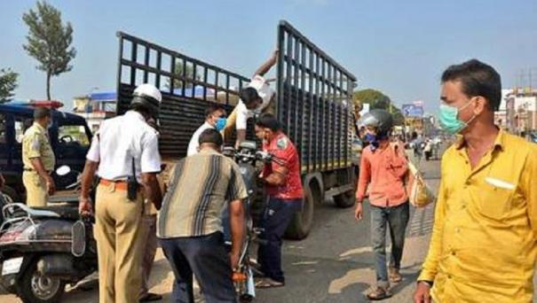 madurai-corona-curfew-breachers-arrested