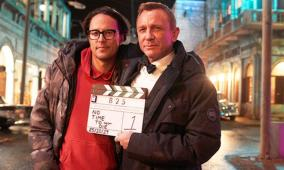 no-time-to-die-clapboard-to-be-auctioned-for-raising-covid-19-relief-funds