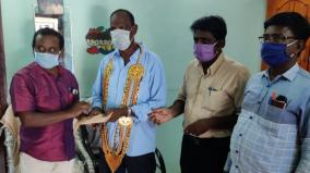 ramnad-retired-officials-felicitated-at-home