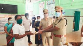 sivagangai-dsp-serves-biryani-to-police-and-medical-staff