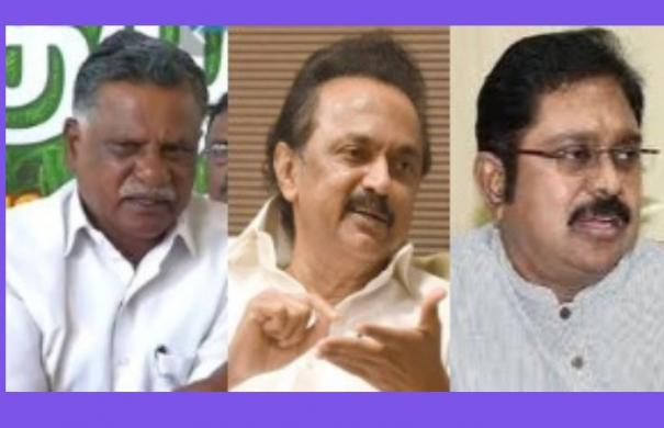 stalin-dinakaran-mutharasan-condemnation-of-vat-tax-on-petrol-and-diesel