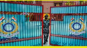 crpf-headquarters-in-delhi-sealed-after-2-staff-members-test-positive-for-covid-19