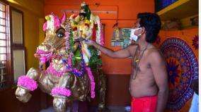 kallalagar-festival-amid-corona