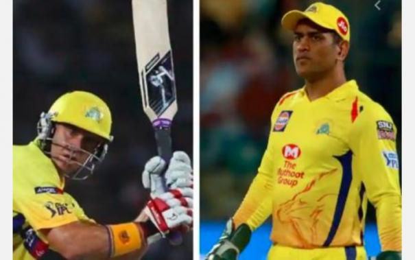 please-do-not-use-this-hayden-recalls-dhoni-s-reaction-on-mongoose-bat