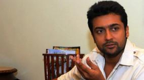 madurai-mp-vankatesan-thanks-actor-surya