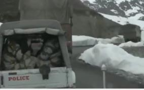 the-indo-tibetan-border-police-itbp-escorted-900-trucks-carrying-essential-supplies-from-the-icy-heights-of-zoji-la-to-the-frozen-slopes-of-kargil