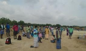 koyambedu-workers-from-ariyalur-alleges-lack-of-quarantine-facilities-in-the-district