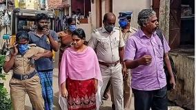tasmac-shop-protest-lawyer-nandini-arrested