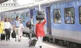 over-100-percent-booking-in-trains-departing-delhi-over-2-lakh-people-to-travel-next-week