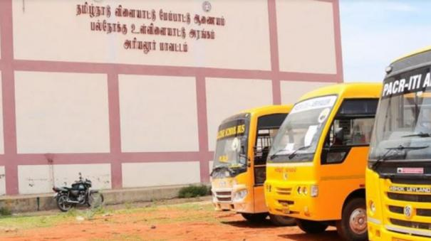 migrant-workers-sent-to-native-places-from-ariyalur