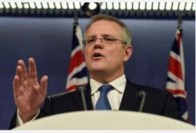 australia-welcomes-virus-inquiry-but-condemns-china-tariff