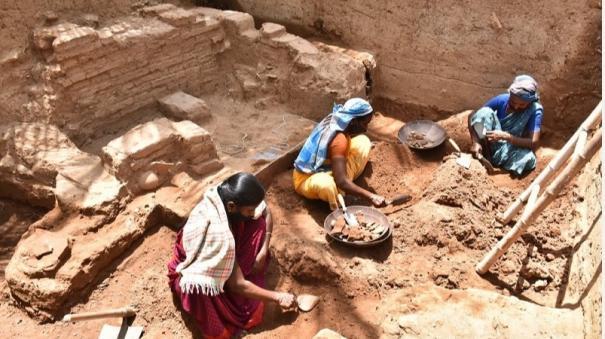 keeladi-excavation-begins-after-56-days