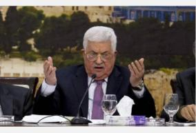 palestinian-president-declares-end-to-all-agreements-with-israel-and-us