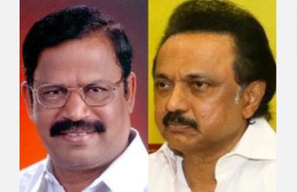 echo-meeting-with-bjp-leader-vp-thuraisamy-dismissed-from-the-post-of-assistant-general-secretary-stalin-s-order