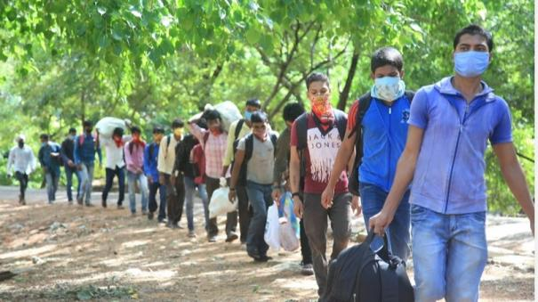 migrant-labourers-sufer-to-pay-rs-40-bus-fare